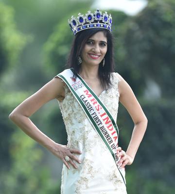 mrs india queen